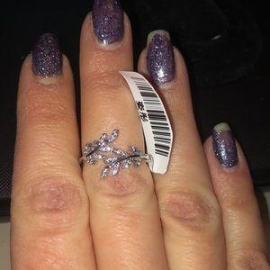 Jewelry - Cz midi ring